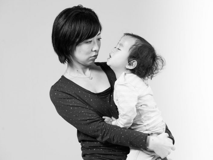 Portrait | Mother and Child